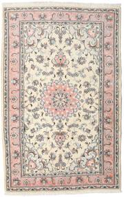 Nain Tappeto 153X254 Orientale Fatto A Mano Beige/Grigio Chiaro (Lana, Persia/Iran)