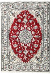 Nain Matto 165X240 Itämainen Käsinsolmittu Vaaleanharmaa/Beige (Villa, Persia/Iran)
