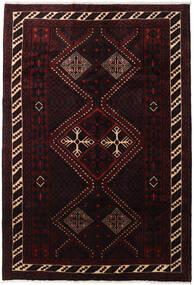 Lori Rug 176X260 Authentic  Oriental Handknotted Dark Red (Wool, Persia/Iran)