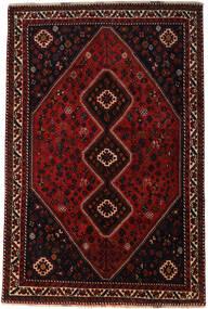 Shiraz Rug 176X270 Authentic  Oriental Handknotted Dark Red (Wool, Persia/Iran)