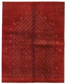 Gabbeh Persia Tappeto 156X200 Moderno Fatto A Mano Ruggine/Rosso/Rosso/Rosso Scuro (Lana, Persia/Iran)