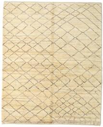 Gabbeh (Persja) Dywan 159X197 Nowoczesny Tkany Ręcznie Beżowy/Ciemnobeżowy (Wełna, Persja/Iran)