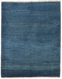 Gabbeh Persia Rug 160X200 Authentic  Modern Handknotted Dark Blue/Blue (Wool, Persia/Iran)
