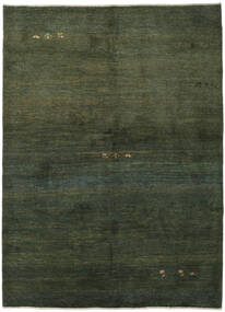 Gabbeh Persia Rug 177X242 Authentic  Modern Handknotted Dark Green (Wool, Persia/Iran)