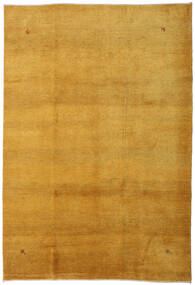Gabbeh Persia Rug 202X295 Authentic  Modern Handknotted Light Brown/Orange (Wool, Persia/Iran)