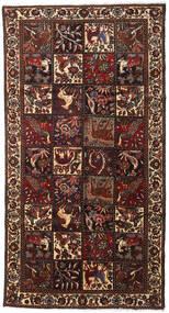 Bakhtiar Alfombra 150X282 Oriental Hecha A Mano Marrón Oscuro/Marrón Claro (Lana, Persia/Irán)