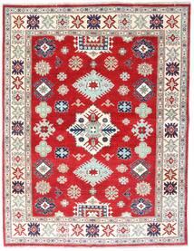 Kazak Rug 171X221 Authentic  Oriental Handknotted Crimson Red/Beige (Wool, Pakistan)