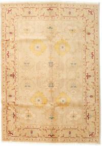 Ardebil Rug 170X248 Authentic  Oriental Handknotted Dark Beige/Beige/Light Brown (Wool, Persia/Iran)