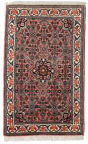 Sarouk Rug 75X120 Authentic  Oriental Handknotted Black/Light Grey (Wool, Persia/Iran)