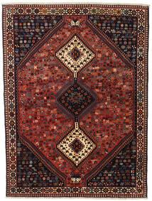Yalameh Tapis 155X201 D'orient Fait Main (Laine, Perse/Iran)