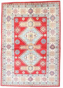 Kazak Rug 149X213 Authentic  Oriental Handknotted Beige/Light Grey (Wool, Pakistan)