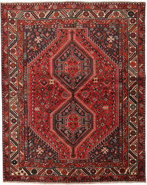 Ghashghaï Tapis 163X204 D'orient Fait Main (Laine, Perse/Iran)