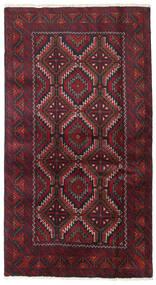 Belouch Alfombra 101X185 Oriental Hecha A Mano (Lana, Persia/Irán)