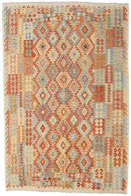 Kilim Afghan Old Style Tappeto 196X298 Orientale Tessuto A Mano (Lana, Afghanistan)