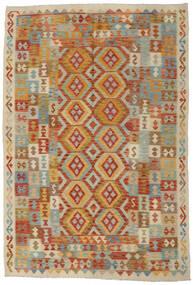 Kelim Afghán Old Style Koberec 199X297 Orientální Ruční Tkaní (Vlna, Afghánistán)