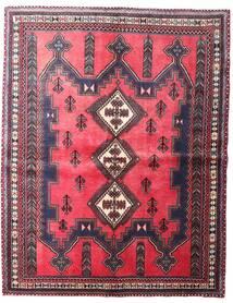 Afshar Teppe 173X229 Ekte Orientalsk Håndknyttet (Ull, Persia/Iran)