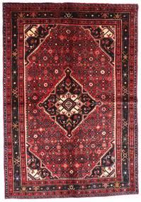 Hosseinabad Teppe 155X225 Ekte Orientalsk Håndknyttet (Ull, Persia/Iran)