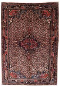 Koliai Koberec 160X232 Orientální Ručně Tkaný Tmavě Hnědá/Tmavě Červená (Vlna, Persie/Írán)