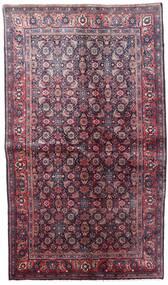 Hamadã Tapete 131X227 Oriental Feito A Mão Porpora Escuro/Rosa (Lã, Pérsia/Irão)