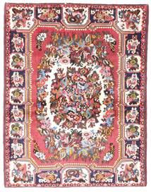 Bakhtiari Rug 109X142 Authentic  Oriental Handknotted Beige/Light Pink (Wool, Persia/Iran)