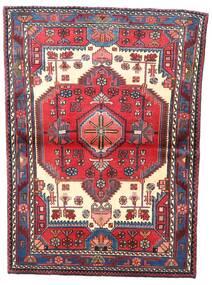 Hamadán Szőnyeg 114X151 Keleti Csomózású (Gyapjú, Perzsia/Irán)