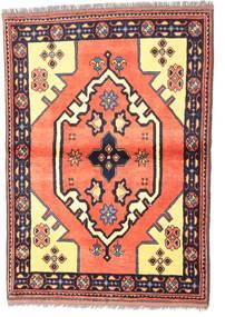 Kazak Covor 97X135 Orientale Lucrat Manual (Lână, Pakistan)