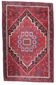 ゴルトー 絨毯 81X128 オリエンタル 手織り 赤/深紅色の (ウール, ペルシャ/イラン)