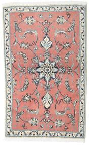 Nain Matta 90X150 Äkta Orientalisk Handknuten Ljusrosa/Beige (Ull, Persien/Iran)