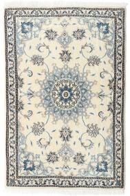 Nain Vloerkleed 88X135 Echt Oosters Handgeknoopt (Wol, Perzië/Iran)