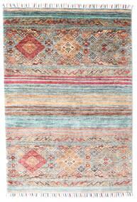 Shabargan 絨毯 103X149 モダン 手織り ベージュ/薄い灰色 (ウール, アフガニスタン)
