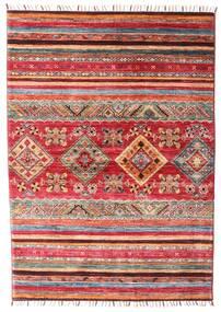 アフガン Exclusive 絨毯 106X148 モダン 手織り 錆色/深紅色の (ウール, アフガニスタン)