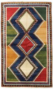 Shiraz Szőnyeg 123X202 Keleti Csomózású (Gyapjú, Perzsia/Irán)