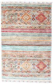 Shabargan 絨毯 103X159 モダン 手織り ベージュ/薄い灰色 (ウール, アフガニスタン)