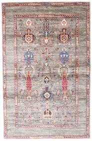 Mirage 絨毯 103X160 モダン 手織り 薄い灰色/ライトピンク (ウール, アフガニスタン)