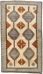 Ghashghai Tappeto 119X205 Orientale Fatto A Mano Beige Scuro/Marrone (Lana, Persia/Iran)