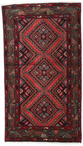 Hamadan Rug 76X132 Authentic Oriental Handknotted (Wool, Persia/Iran)