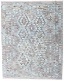 Kilim Afghan Old Style Rug 126X156 Authentic  Oriental Handwoven Light Grey/Beige (Wool, Afghanistan)