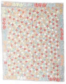 킬림 아프가니스탄 올드 스타일 러그 152X192 정품  오리엔탈 수제 라이트 그레이/화이트/크림 (울, 아프가니스탄)