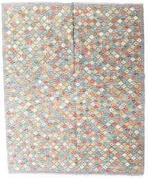 Kilim Afghan Old Style Tapis 161X195 D'orient Tissé À La Main (Laine, Afghanistan)