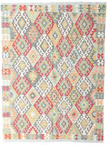 Kilim Afghan Old Style Rug 142X190 Authentic  Oriental Handwoven (Wool, Afghanistan)