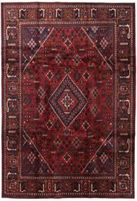 ジョーサガン 絨毯 216X313 オリエンタル 手織り 深紅色の/黒 (ウール, ペルシャ/イラン)
