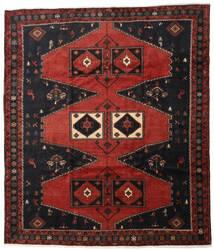Kelardaszt Dywan 253X298 Orientalny Tkany Ręcznie Ciemnoczerwony/Czarny Duży (Wełna, Persja/Iran)