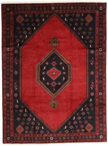 Klardasht Koberec 215X292 Orientální Ručně Tkaný Černá/Tmavě Červená/Červenožlutá (Vlna, Persie/Írán)
