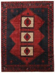 Klardasht Teppich  208X284 Echter Orientalischer Handgeknüpfter Dunkelrot (Wolle, Persien/Iran)