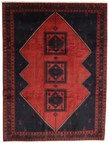 Kelardasht Tapis 258X345 D'orient Fait Main Noir/Rouge Foncé/Rouille/Rouge Grand (Laine, Perse/Iran)