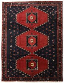 クラルダシュト 絨毯 249X339 オリエンタル 手織り 黒/深紅色の (ウール, ペルシャ/イラン)