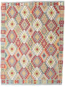 Kelim Afghan Old Style Matta 168X223 Äkta Orientalisk Handvävd (Ull, Afghanistan)