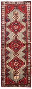 アルデビル 絨毯 100X283 オリエンタル 手織り 廊下 カーペット 濃い茶色/深紅色の (ウール, ペルシャ/イラン)