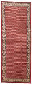 Sarough Mir Matta 110X292 Äkta Orientalisk Handknuten Hallmatta (Ull, Persien/Iran)