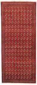 Beluch Χαλι 114X268 Ανατολής Χειροποιητο Χαλι Διαδρομοσ Σκούρο Κόκκινο/Στο Χρώμα Της Σκουριάς (Μαλλί, Περσικά/Ιρανικά)